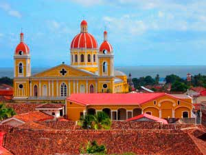 Colonial Viewing Top 5 Activities in Nicaragua